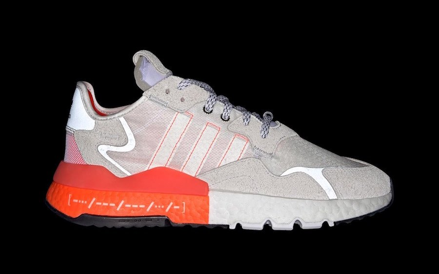 adidas Nite Jogger Morse Code EH0249 Release Date Info