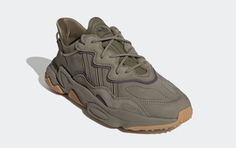adidas Ozweego Trace Cargo EE6461 Release Date Info