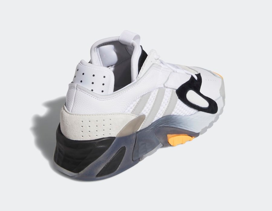 adidas Streetball Cloud White EE4960 Release Date Info