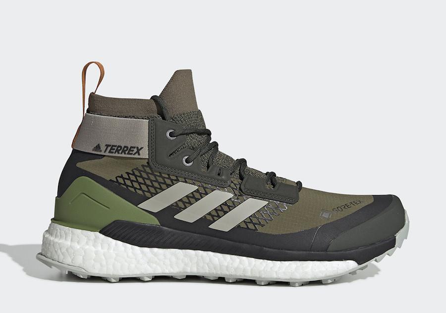 adidas Terrex Free Hiker GTX G26537 Release Date Info