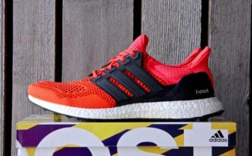 adidas Ultra Boost 1.0 Solar Red 2019 B34050 Release Date Info