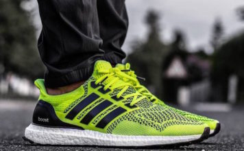 adidas Ultra Boost 1.0 Solar Yellow 2019 S77414 Release Date Info