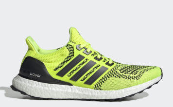 adidas Ultra Boost 1.0 Solar Yellow EH1100 2019 Release Date