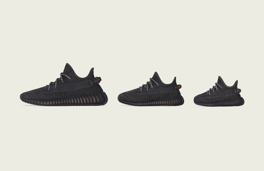 adidas Yeezy Boost 350 V2 Black Friday Release Date Info