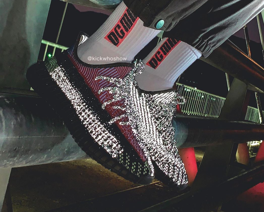 adidas Yeezy Boost 350 V2 Yecheil Reflective Release Date