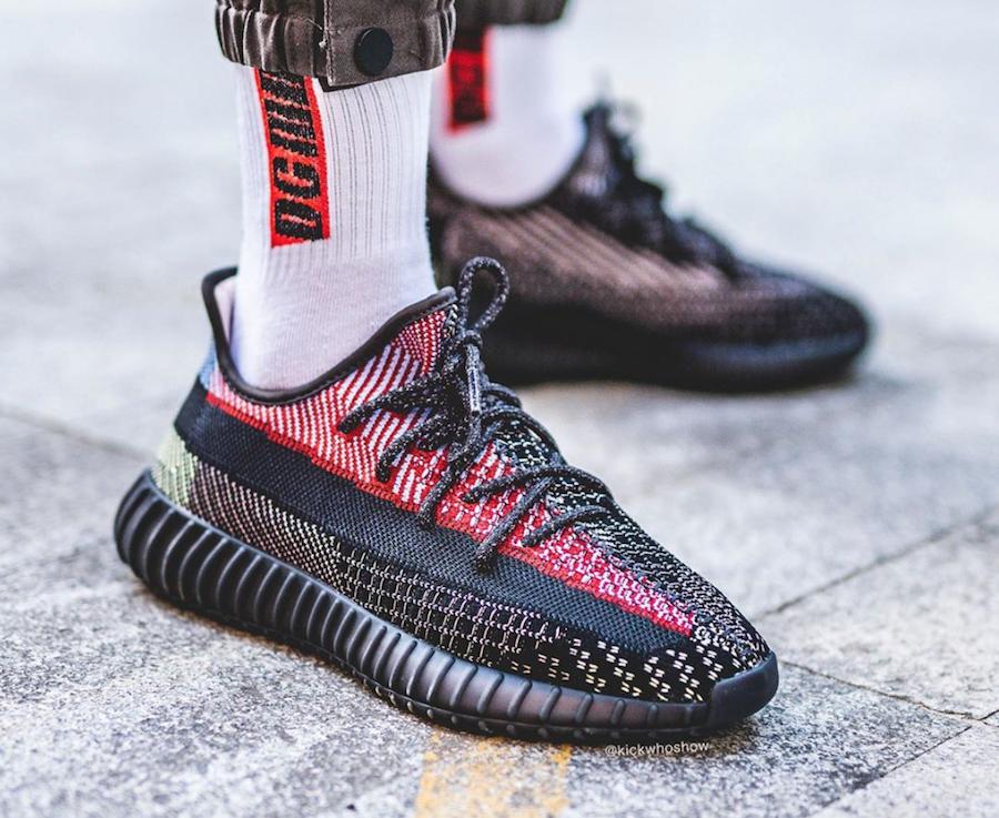 adidas Yeezy Boost 350 V2 Yecheil Reflective Release Date