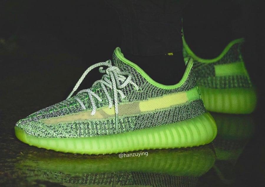 adidas Yeezy Boost 350 V2 Yeezreel Reflective Glow Release Date
