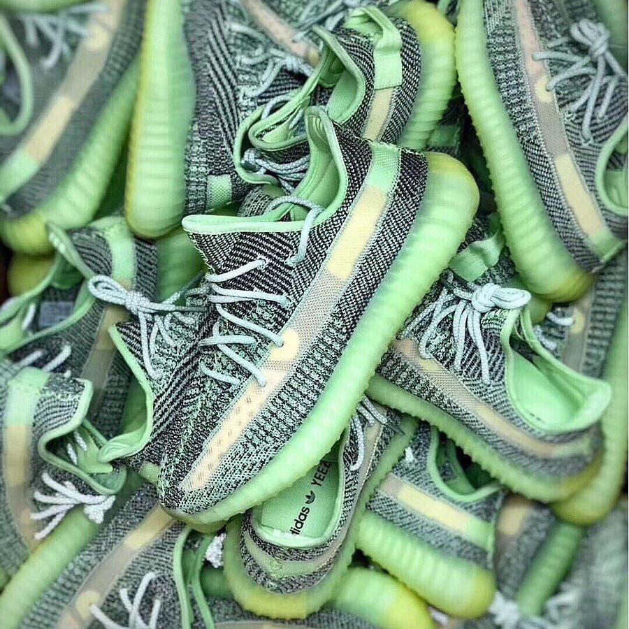 adidas Yeezy Boost 350 V2 Yeezreel Release Date Info