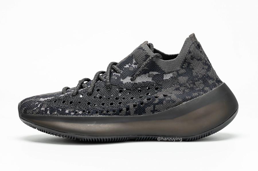 Adidas YEEZY Yeezy Boost 350 V2 BlackStatic  Farfetch