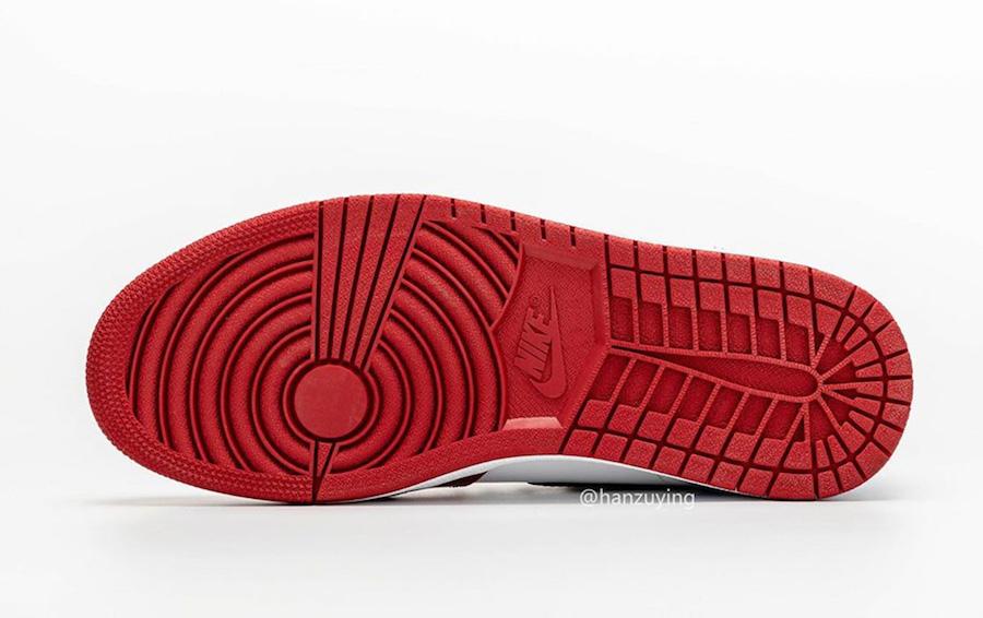 Air Jordan 1 Fearless CK5666-100 Release