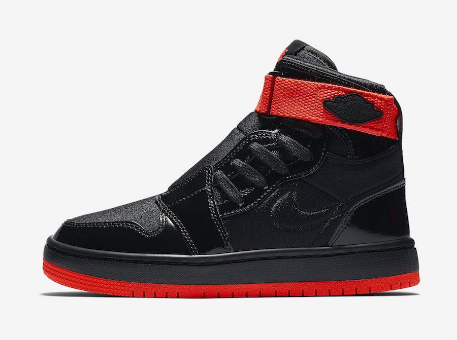 Air Jordan 1 Nova XX Black Patent AV4052-006 Release Date Info