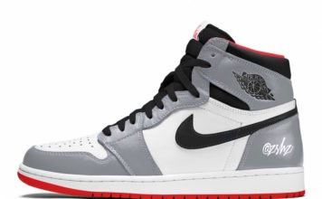 Air Jordan 1 Particle Grey 555088-126 Release Date Info