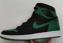 Air Jordan 1 Pine Green Gym Red 555088-030 Release