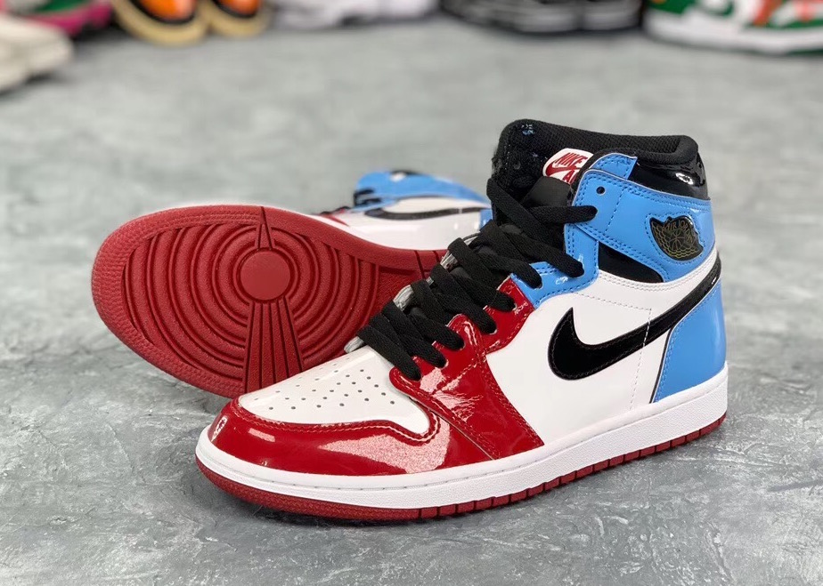 Air Jordan 1 Retro High OG Fearless CK5666-100 Release Date