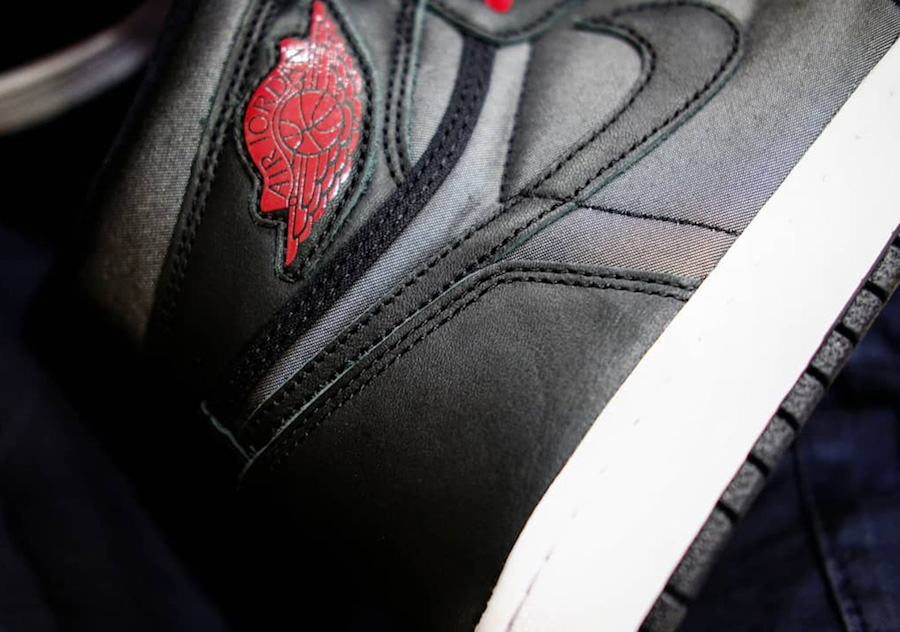 Air Jordan 1 Satin Black Red Release Date Info