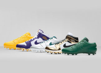Air Jordan 1 TD PE Cleat NFL Opening Day