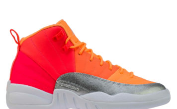 Air Jordan 12 GS Hot Punch Racer Pink Multi-Color 510815-601 Release Date