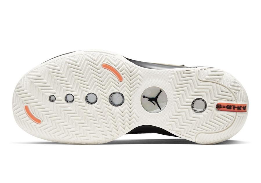 Air Jordan 34 XXXIV Amber Rise AR3240-800 Release Date
