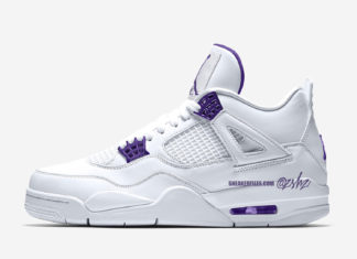 Air Jordan 4 Court Purple CT8527-115 Release Date Info