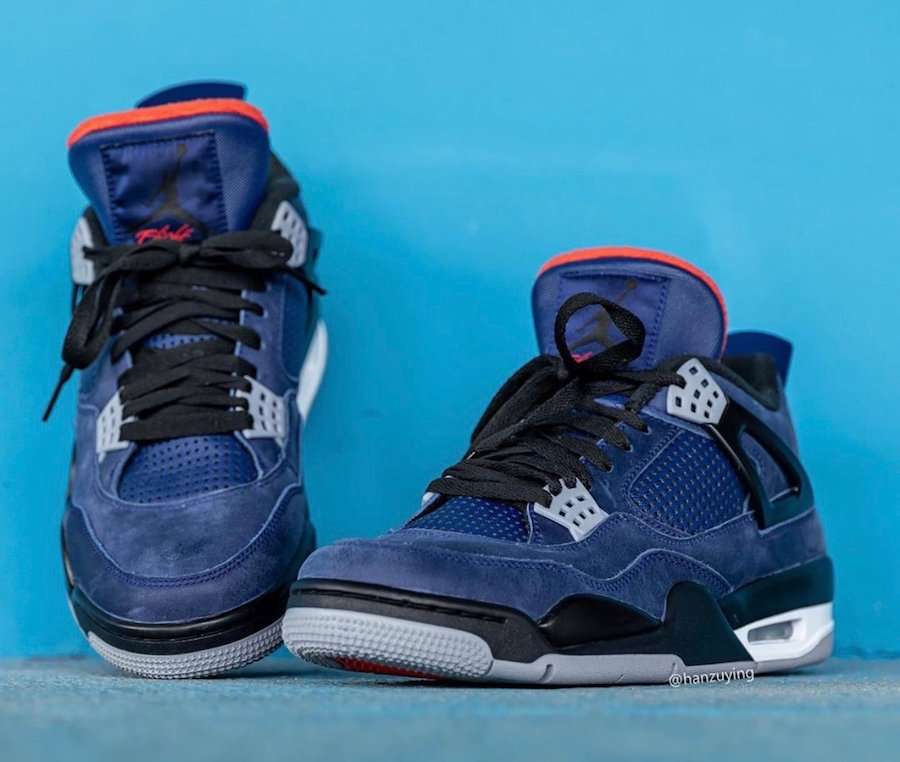 Air Jordan 4 WNTR Loyal Blue CQ9597-401 Release Date