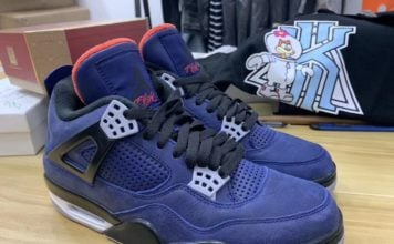 Air Jordan 4 WNTR Winter Loyal Blue CQ9597-401 Release
