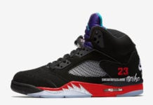 Air Jordan 5 Top 3 CZ1786-001 Release Date