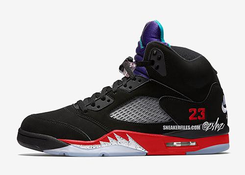 Air Jordan 5 Top 3 Release Date