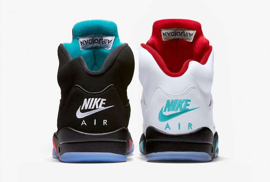 Air Jordan 5 Top 3 Release Date Info