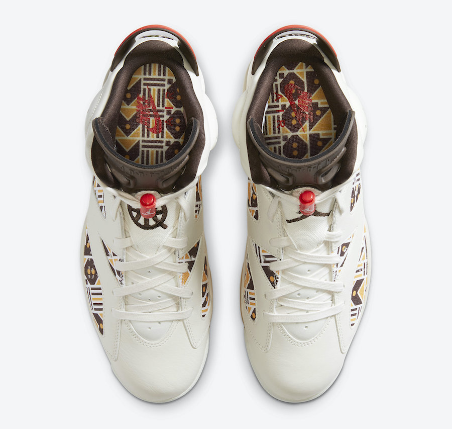 Air Jordan 6 Quai 54 CZ4152-100 Release Date