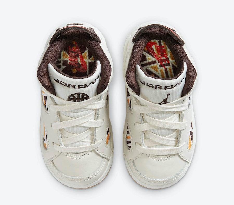Air Jordan 6 TD Quai 54 Toddler CZ6508-100 Release Date