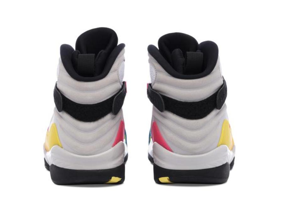 Air Jordan 8 SP SE Multi-Color BQ7666-100 Release Date Info