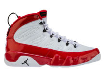 Air Jordan 9 Gym Red 302370-160 Release Info