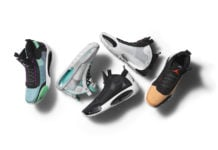Air Jordan XXXIV 34 New Colorways