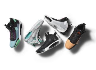 Air Jordan XXXIV 34 New Colorways