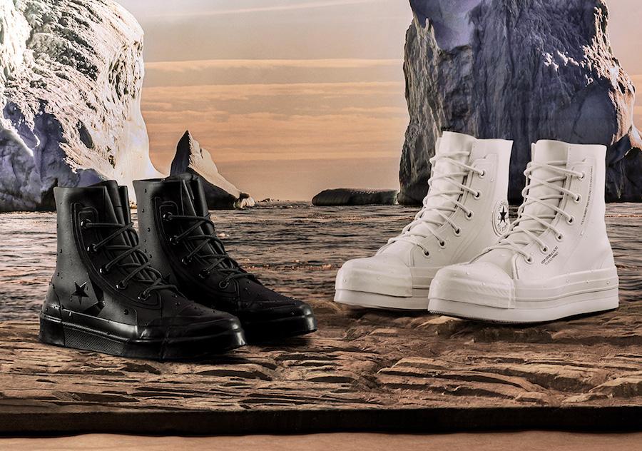 AMBUSH Converse Chuck 70 Pro Leather Release Date Info
