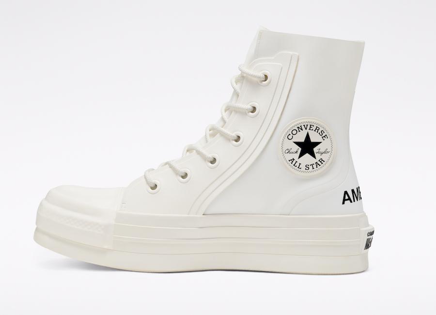 AMBUSH Converse Chuck 70 White Release Date Info