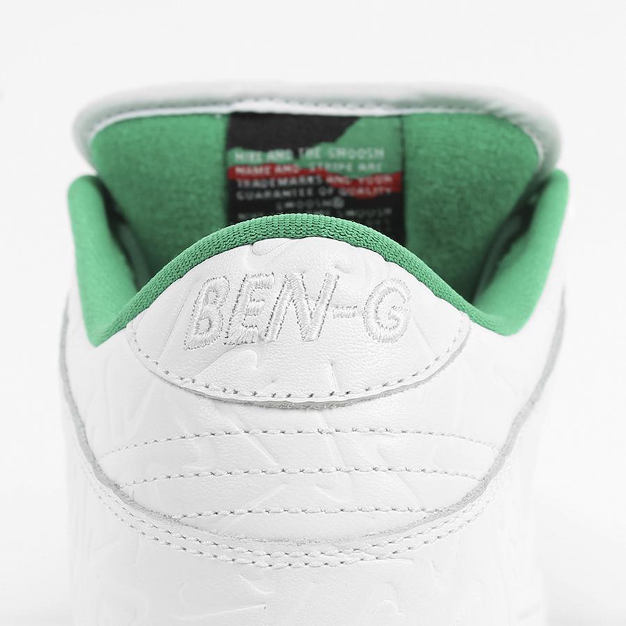 Ben-G Nike SB Dunk Low Release Date Info