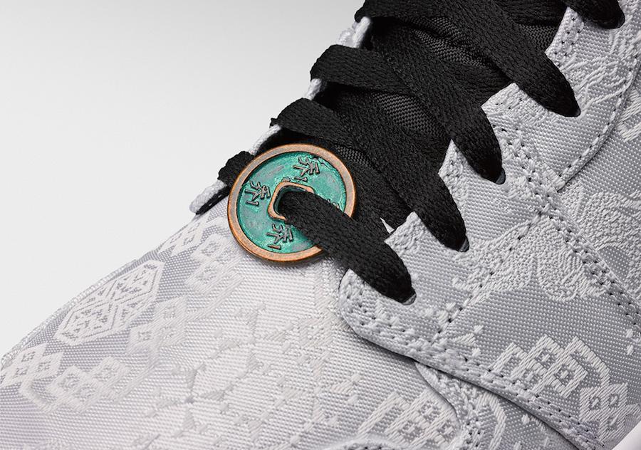 CLOT Edison Chen Air Jordan 1 Mid Fearless Release Date