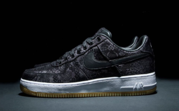 Clot Fragment Nike Air Force 1 Release Date