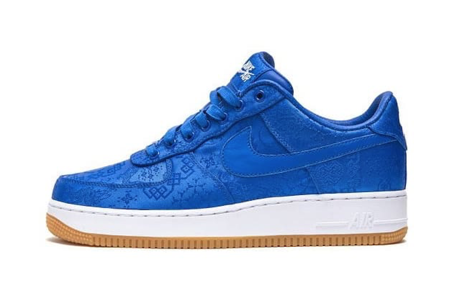 Clot Nike Air Force 1 Low Game Royal Release Date Info