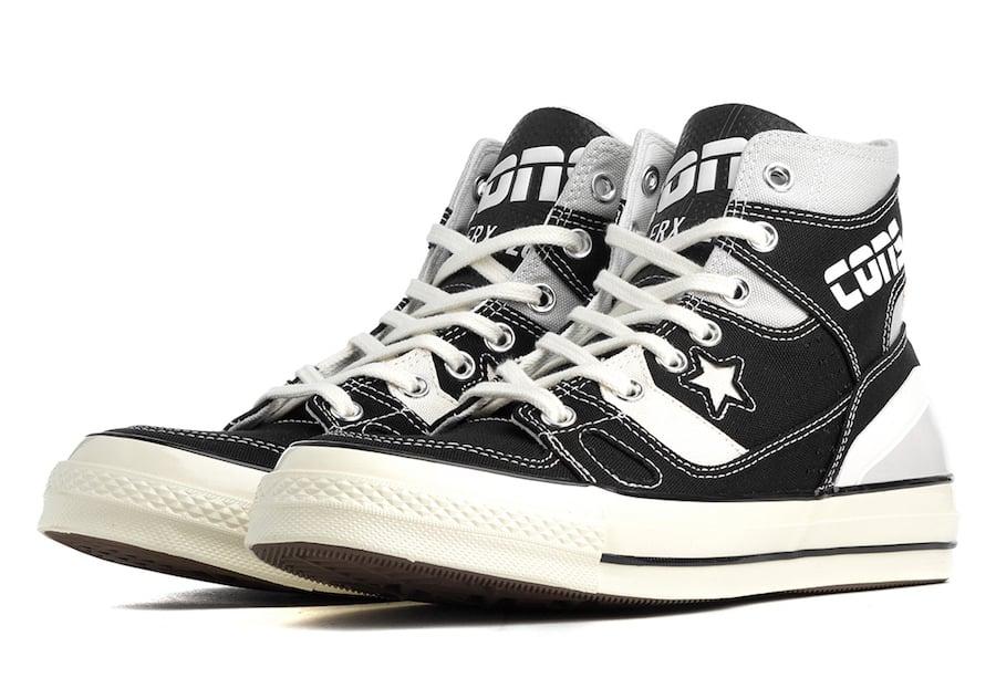 Converse Chuck 70 E260 Hi Black 166462C-001 Release Date Info