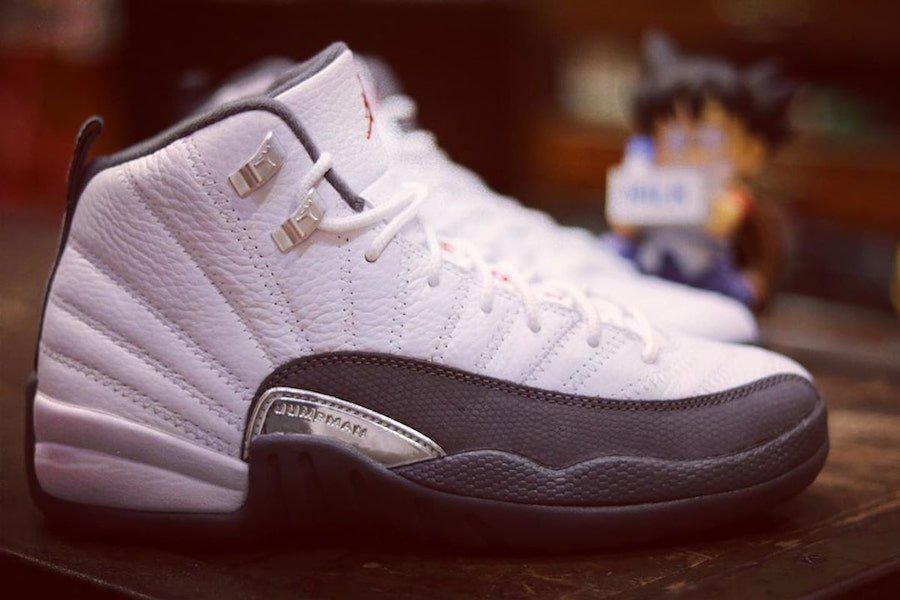 Dark Grey Air Jordan 12 130690-160 Release Date