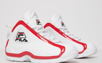 Fila Grant Hill 2 White Red