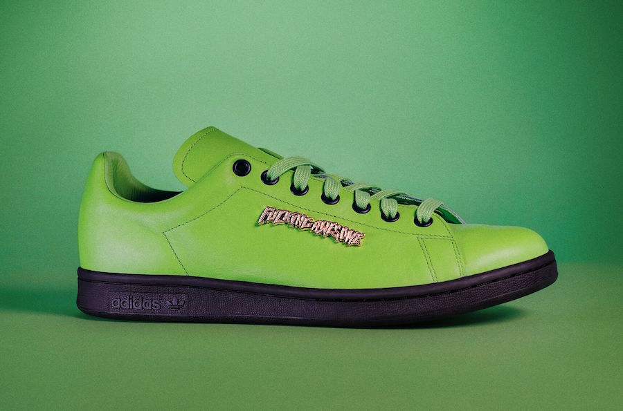 Fucking Awesome adidas Stan Smith Green Release Date Info