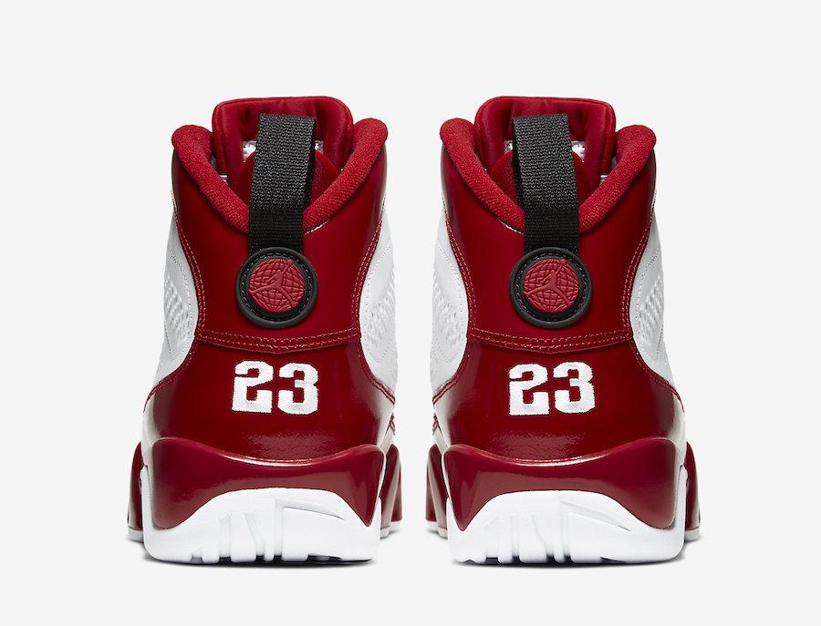 Gym Red Air Jordan 9 2019 302370-160