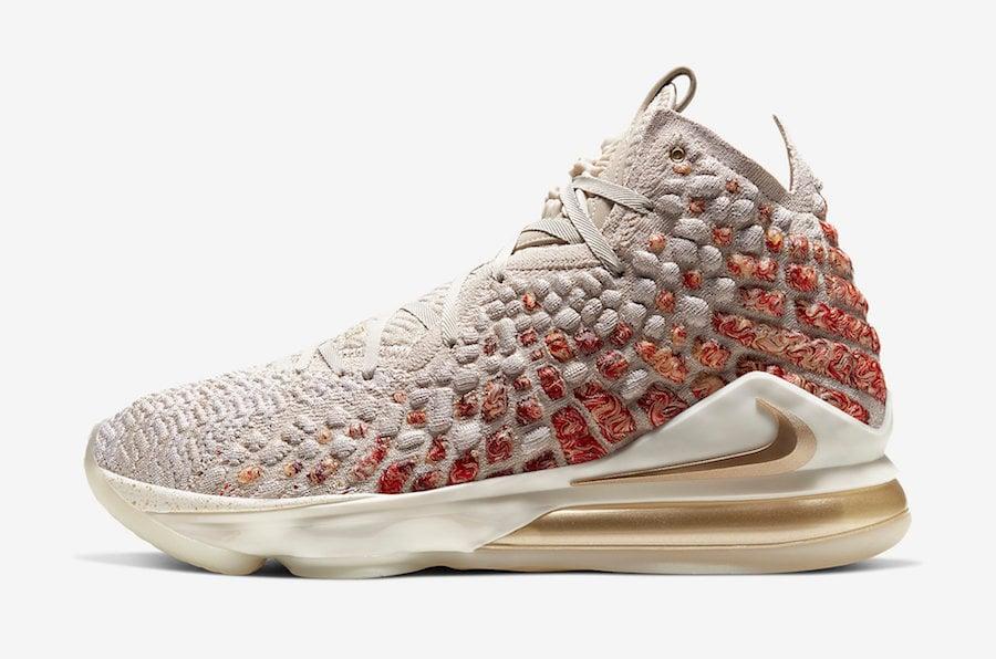 Harlem Fashion Row Nike LeBron 17 HFR CT3466-001 Release Date