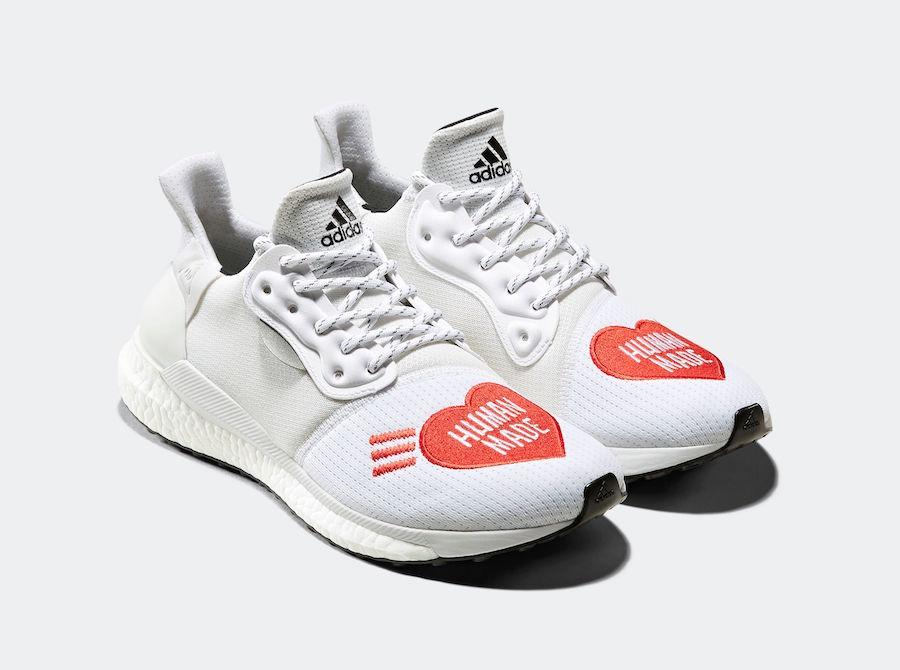 Human Made adidas Solar Hu EG1837 Release Date