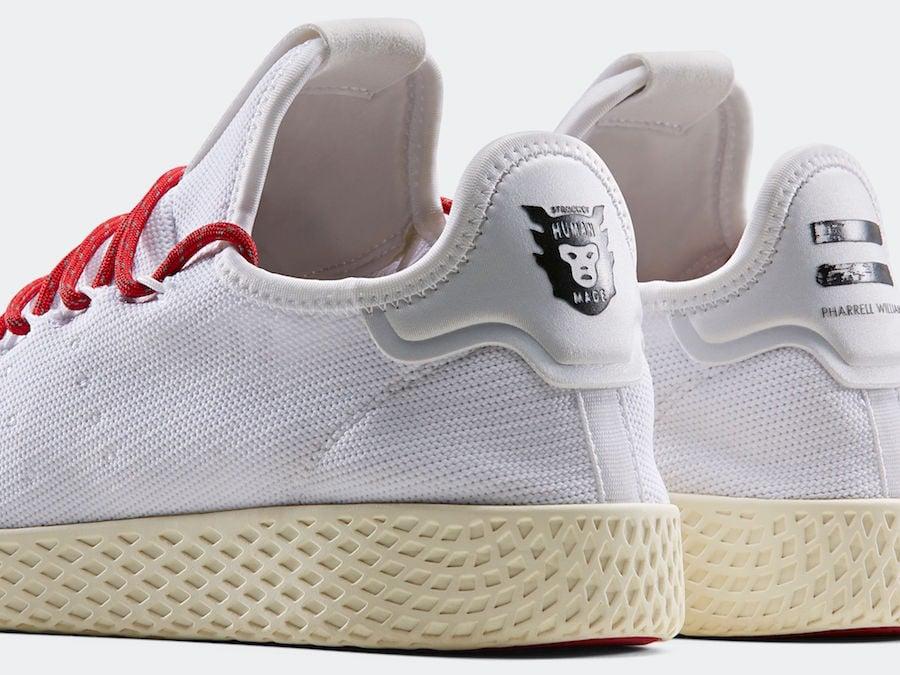 Human Made adidas Tennis Hu EF2392 Release Date
