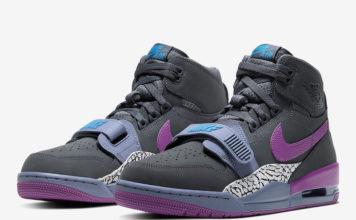 Jordan Legacy 312 Grey Purple AV3922-005 Release Date