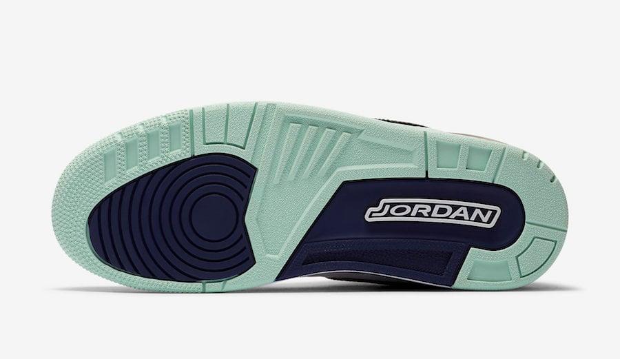 Jordan Legacy 312 Light Aqua AV3922-013 Release Date Info